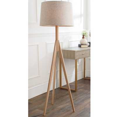 MINIMALIST TRIPOD FLOOR LAMP - Shades of Light