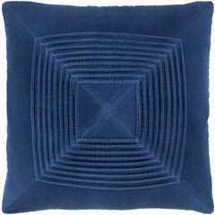Akira Pillow Shell with Down Insert - 18 x 18 - Neva Home