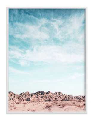 painted canyon sky 3 - Minted