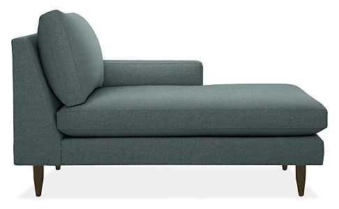 """Jasper 37"""" Right-Arm Chaise - Room & Board"""