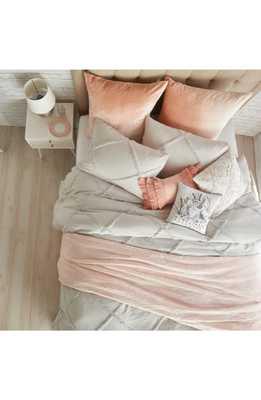 Chenille Lattice Comforter Set - Nordstrom