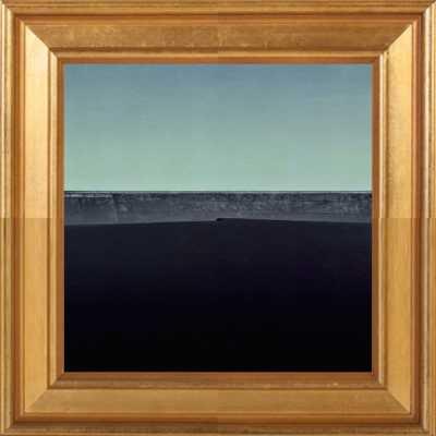 Silent Canyon - 8'' x 8'' - no matte - Artfully Walls
