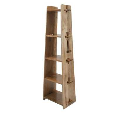 Bakkar Wood Shelf - Mercer Collection