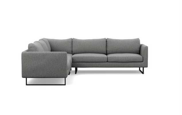 OWENS Corner Sectional Sofa - Interior Define