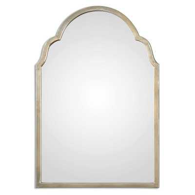 Brayden Petite Arch Mirror - Hudsonhill Foundry