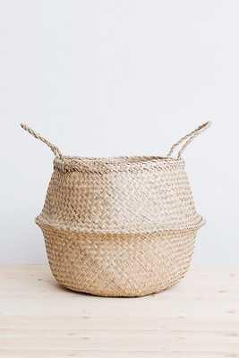 Connected Goods Billie Belly Basket - Large - Anthropologie