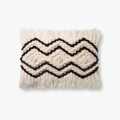 P0857 Natural / Black - Loma Threads
