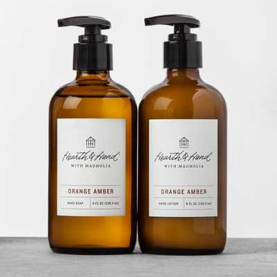 Hand Soap Orange Amber - Hearth & Hand™ with Magnolia - Target