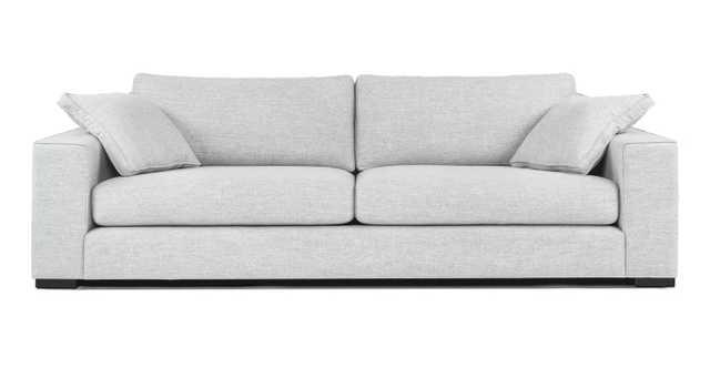 Sitka Mist Gray Sofa - Article
