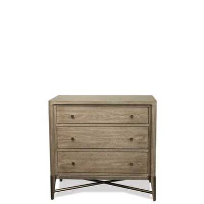 Dilbeck 3 DRAWER NIGHTSTAND - Birch Lane