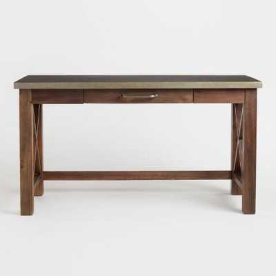 Wood Farmhouse Desk by World Market - World Market/Cost Plus