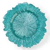 Spruzzo Charger - Sets of 4 [Aqua - Set of 4] - Z Gallerie