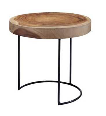 Suar Wood Table - Rosen Studio