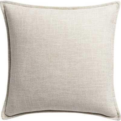 """20"""" le rêve throw pillow - CB2"""