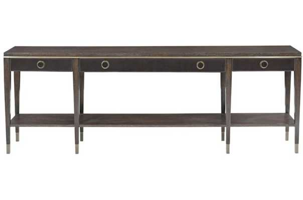 Clarendon Console Table - Perigold