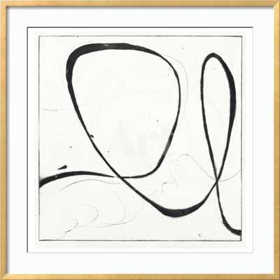 Big Swirl 2 - 30 x 30 - art.com