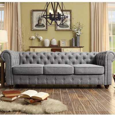Quitaque Chesterfield Sofa - Wayfair