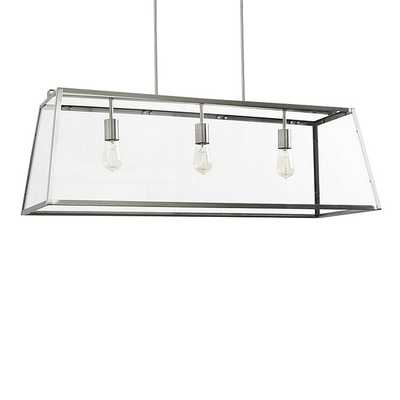 Eldridge Rectangular Chandelier - Ballard Designs
