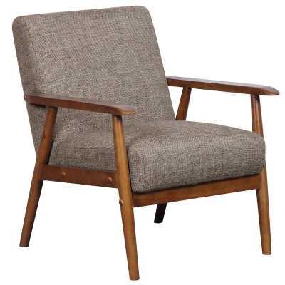 Derryaghy Wood Frame Armchair - Wayfair