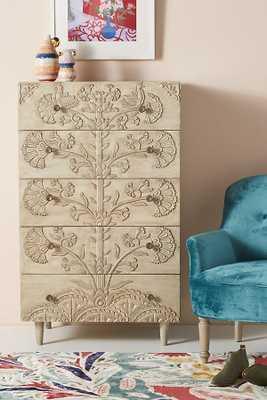 Beale Five-Drawer Dresser - Anthropologie