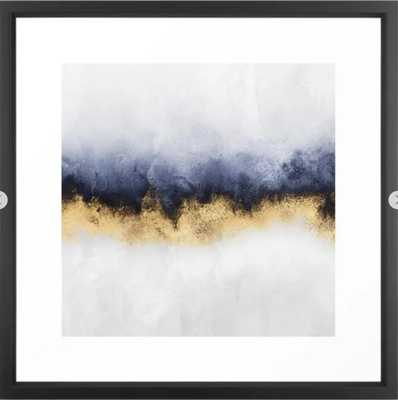 Sky Framed Art Print - Society6