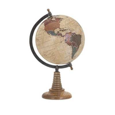 Bente Globe - Mercer Collection