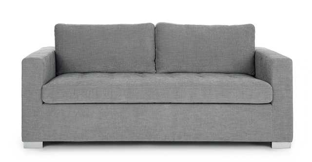 Soma Dawn Gray Sofa Bed - Article