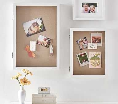 Pinboard Gallery Frames, 12x18 - Pottery Barn Kids