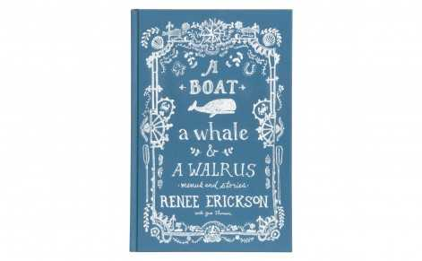 A BOAT, A WHALE & A WALRUS: MENUS AND STORIES - Jayson Home