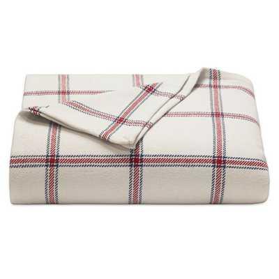 Nautica® Halstead King Blanket in Red - Bed Bath & Beyond