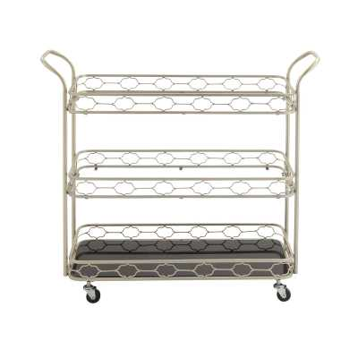 Gaume Bar Cart - Wayfair