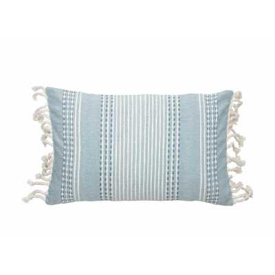 Rosemond Cotton Lumbar Pillow - Wayfair