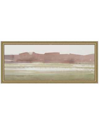 ABSTRACT LANDSCAPE 3 Framed Art - Large - McGee & Co.