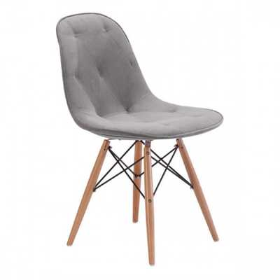 Probability Dining Chair Gray - Zuri Studios