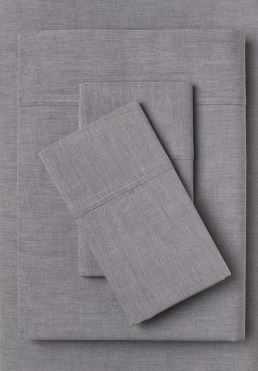 Vintage Wash Chambray Sheet Set - Threshold - Target