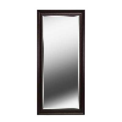 Brunswick Floor Leaner Full Length Mirror - Wayfair