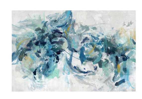 "'A JOURNEY OF WONDER' PRINT - 36"" x 55"" Canvas - Perigold"