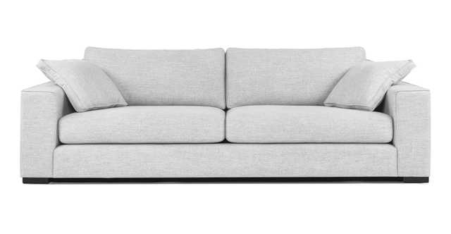 SITKA Mist Gray Sofa - Article