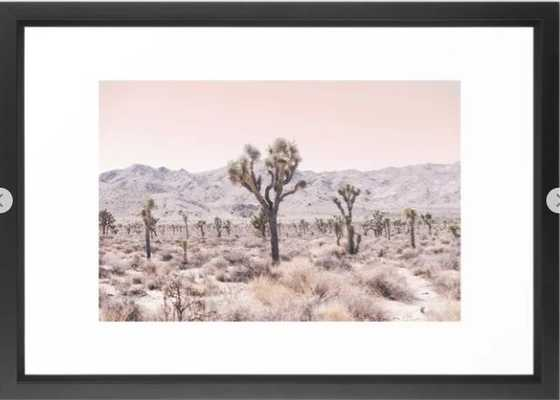 Joshua Tree Framed Art Print - Society6