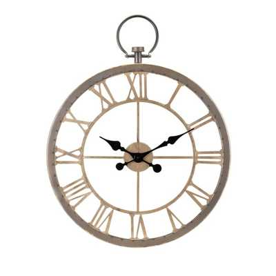 Payton Wall Clock - Mercer Collection