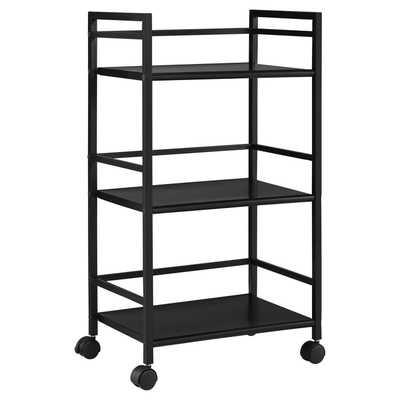 Trinity 3 Shelf Metal Rolling Utility Cart - Room & Joy - Target