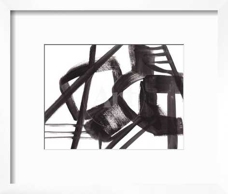 black-and-white-abstract-painting-3 - art.com