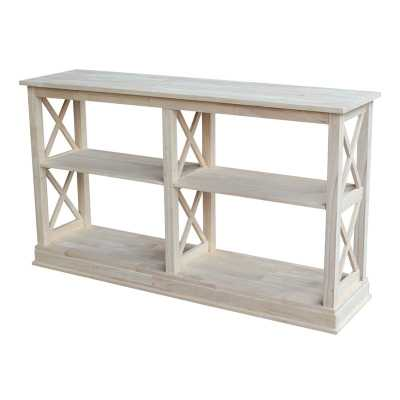 Cosgrave Console Table - Unfinished - Wayfair