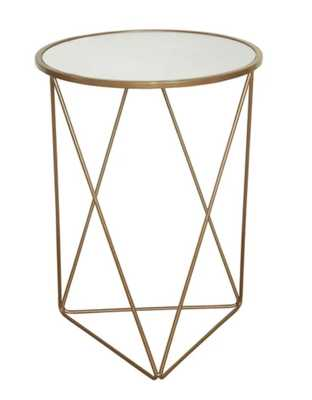 Accent Table Gold - HomePop - Target