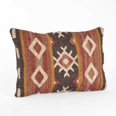 Kilim Lumbar Pillow - Wayfair