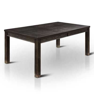 "Calila Contemporary Dining Table - 84"" L - Wayfair"