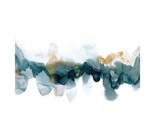 Fractured Horizon 1 Art - Minted