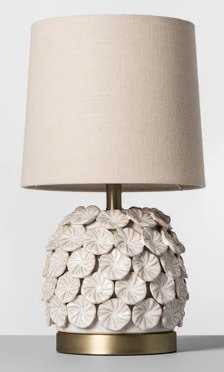 Ceramic Applique Table Lamp Cream - Opalhouse™ - with bulb - Target