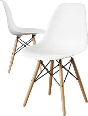 Lemoyne Side Chair (set of 2) - Wayfair
