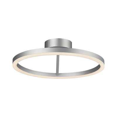 Roder 1-Light LED Semi-Flush Mount - Wayfair